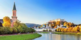 Salzburgo es cultura y bellezas naturales