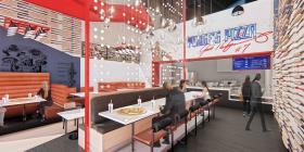 El exreceptor boricua Iván Rodríguez trae una pizzería en El Distrito