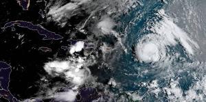 Jerry se convierte en un huracán categoría 2