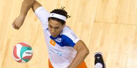 Juncos se traza un ambioso objetivo en el voleibol masculino