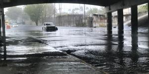 Emiten advertencia de inundaciones para tres municipios
