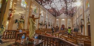 Arrestan a 13 personas vinculadas a la serie de explosiones en Sri Lanka