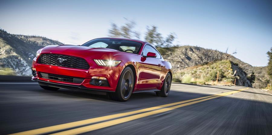 Ford Mustang El Auto Deportivo Mas Vendido En El Planeta En 2016