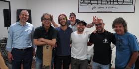 """Rockeros del patio se unen a la Orquesta Filarmónica para el """"Rock Sinfónico"""""""