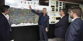 Darren Soto se expresó satisfecho con avances en reconstrucción de la AEE