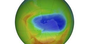 Agujero en la capa de ozono mide menos desde su descubrimiento
