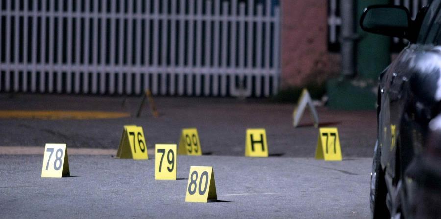 Los asesinatos ocurrieron entre las 6:30 p.m. y las 6:50 p.m. de ayer. (GFR Media) (horizontal-x3)