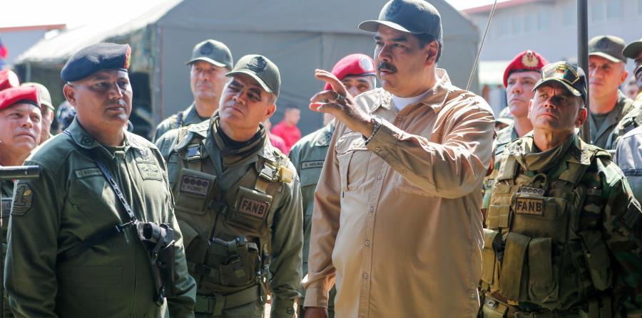 Son muchos los militares de alto rango que han sufrido el escarnio público de parte del gobierno de Maduro (horizontal-x3)
