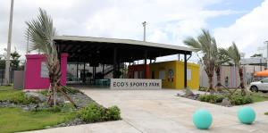 Nuevo complejo deportivo y de entretenimiento en San Juan