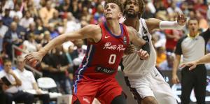 La Selección de baloncesto de Puerto Rico cae ante Estados Unidos