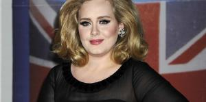 La impactante transformación física de Adele