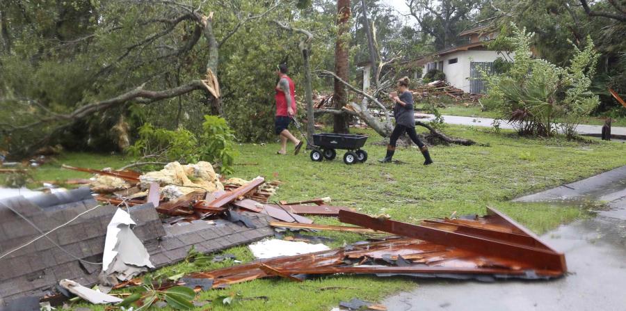 El gobernador de Florida pide la declaración de desastre por Irma ...