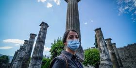 Continúa en descenso la incidencia del COVID-19 en Italia