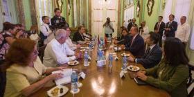 Erdogan invita a Díaz Canel a visitar Turquía