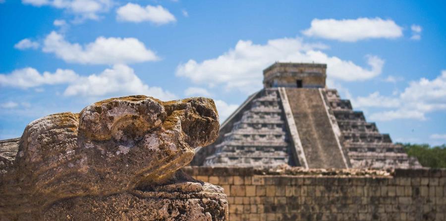 Chichén Itzá, México. (Unsplash)