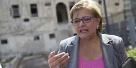 Norma Burgos renuncia como comisionada electoral del PNP