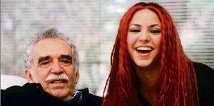 """Shakira: """"Gabo quería escribir sobre mí"""""""