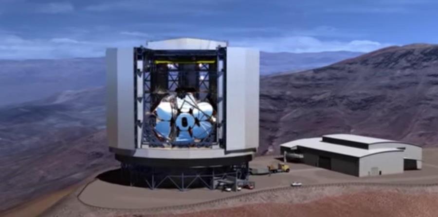 Comienza la construcción del telescopio óptico más grande del mundo (horizontal-x3)