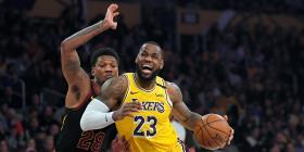 Los Lakers muestran su mollero para los playoffs