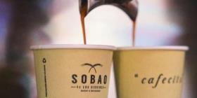 Café gratuito para profesionales de primera respuesta en Sobao by Los Cidrines