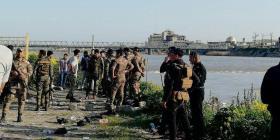Al menos 85 muertos deja un naufragio en Irak