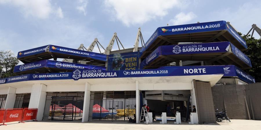 Los actos de apertura de los Juegos Centroamericanos se llevarán a cabo en  el estadio Metropolitano Roberto Meléndez. (horizontal-x3)