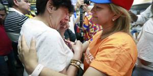 Muestran su apoyo a Venezuela desde Estados Unidos