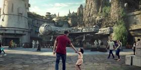 Solo quedan cuartos de $763 para la apertura de Star Wars en Disneyland
