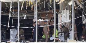 El mundo condena los atentados en Sri Lanka