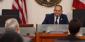 Thomas Rivera Schatz designa a Carlos Rodríguez como presidente de la Comisión de Gobierno
