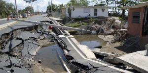 Impresionante destrucción invade El Maní