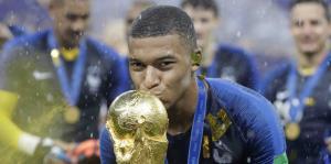 Kylian Mbappé donará sus ganancias del Mundial