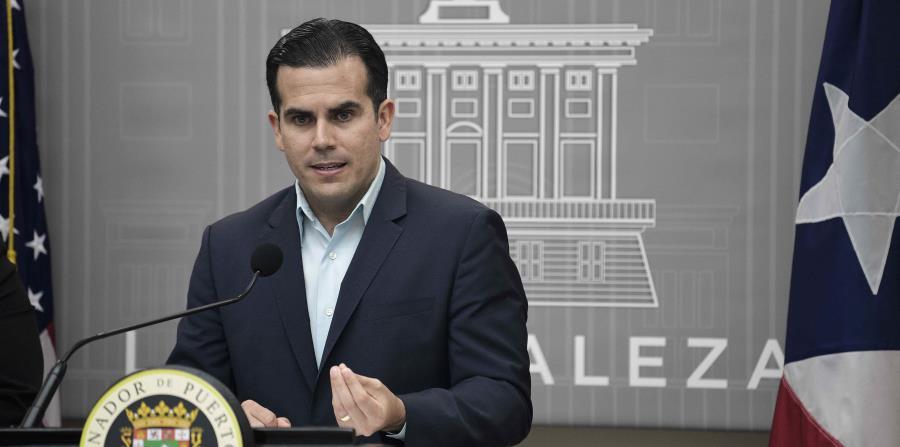 La administración de Ricardo Rosselló entregó anoche el plan fiscal enmendado. (horizontal-x3)