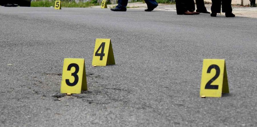 La cifra oficial de asesinatos aumentó a 76 en lo que va del año. Esto representa 20 más que los ocurridos en los primeros 28 días del 2017. (horizontal-x3)