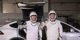 SpaceX renueva los trajes espaciales para su misión