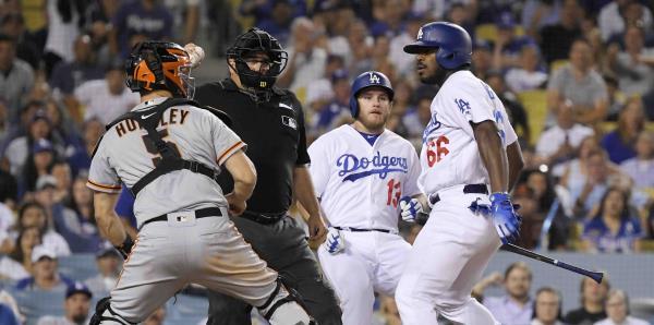 Yasiel Puig protagoniza trifulca en la derrota de los Dodgers