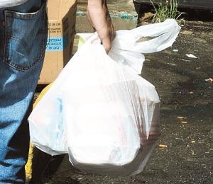 La plaga de las bolsas plásticas