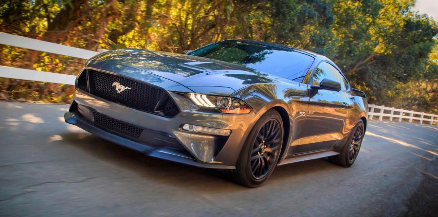 Con hasta 12 modelos disponibles en todo el mundo, Ford ofrece a los clientes una nueva era dorada del rendimiento del Mustang. (Suministrada)