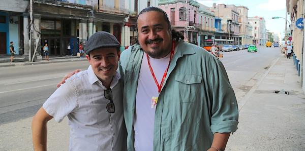 """Nuyorican Básquet """"encesta"""" en el Festival de Cine de La Habana"""