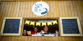 Estudiantes de Educación Especial inauguran una cafetería en Bayamón