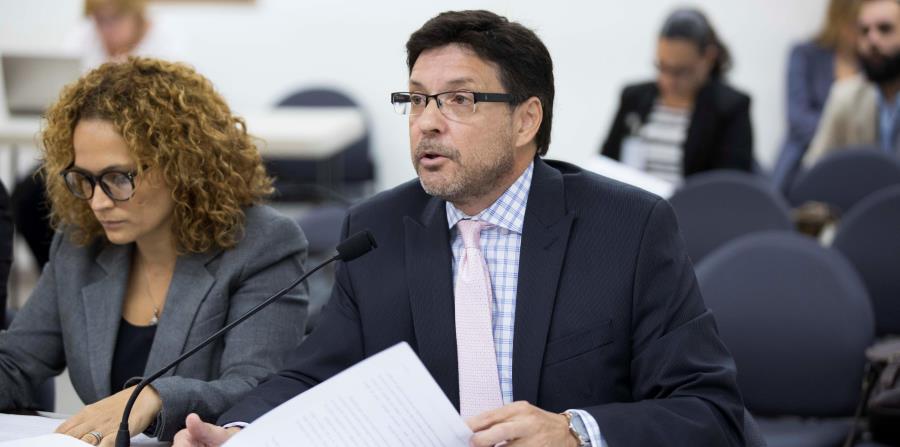 Jorge Fernández, vicepresidente de Cardtronics, empresa que opera más de 300 ATM en Puerto Rico. (horizontal-x3)