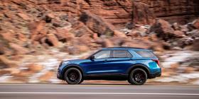 Ford Explorer viene rediseñada para el 2020