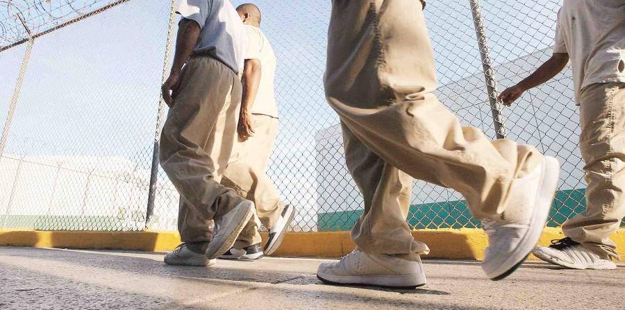Un total de 9,345 confinados está en las 28 instituciones correccionales de Puerto Rico (horizontal-x3)
