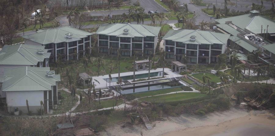 El paso del huracán María el pasado 20 de septiembre causó estragos en el W Retreat & Spa, así como en el resto de la isla municipio de Vieques. Como resultado de los daños, el hotel de lujo permanecerá cerrado hasta nuevo aviso. (horizontal-x3)