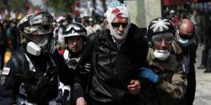 Las manifestaciones del Día Internacional del Trabajo alrededor del mundo