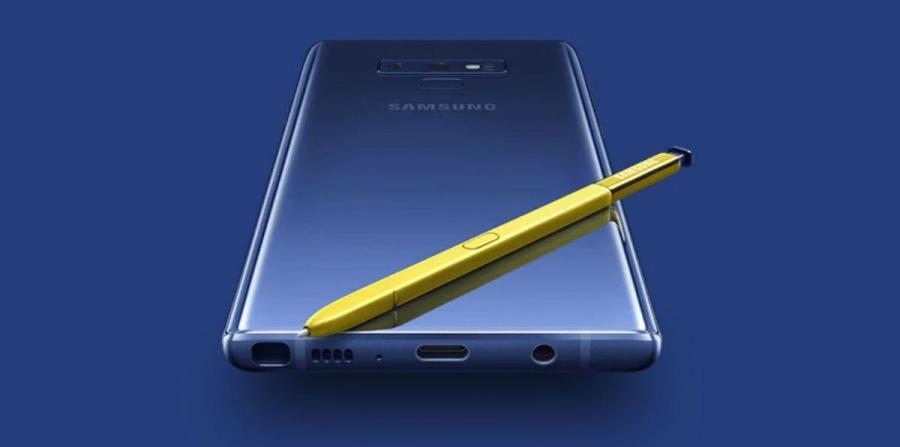 Samsung presenta su nuevo modelo Galaxy Note 9 (horizontal-x3)