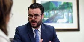 Gerardo Portela Franco presentó su renuncia