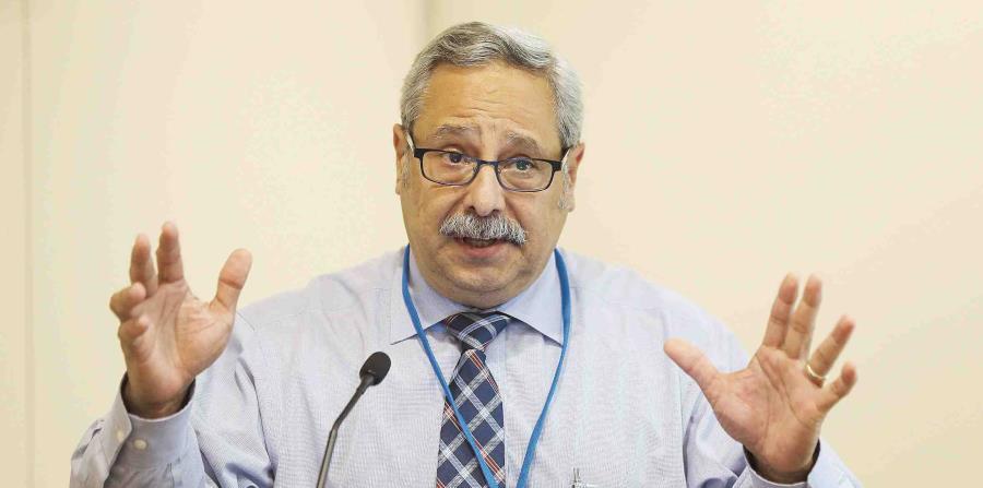 Edwin Meléndez, director del Centro de Estudios Puertorriqueños en el Hunter College de Nueva York. (horizontal-x3)
