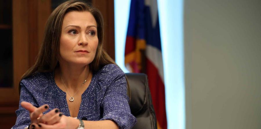 Julia Keleher, secretaria de Educación, es una de las jefas de agencias con aumentos. (horizontal-x3)