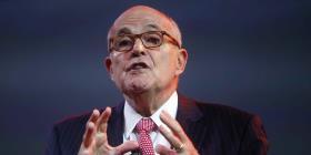 Trump estaría molesto con las torpezas de Giuliani